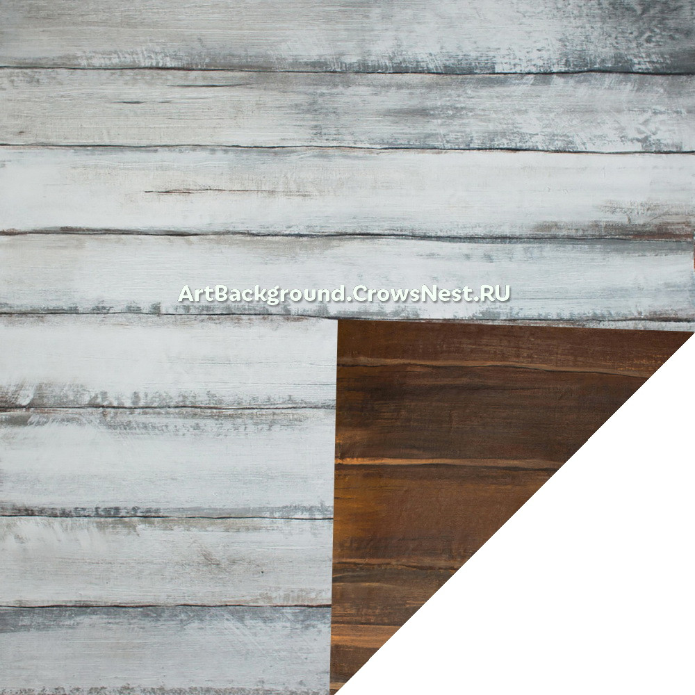 """Double sided backdrop """"art boards winter/oak"""""""