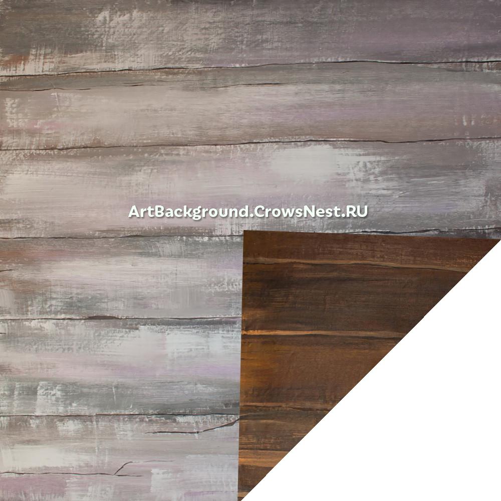 """Double sided backdrop """"art boards pink/oak"""""""