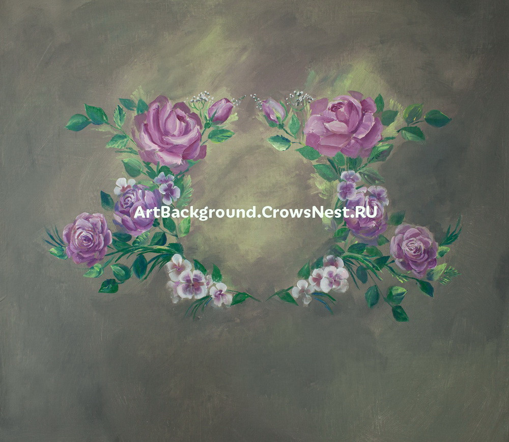 """Backdrop """"Rosemary"""""""