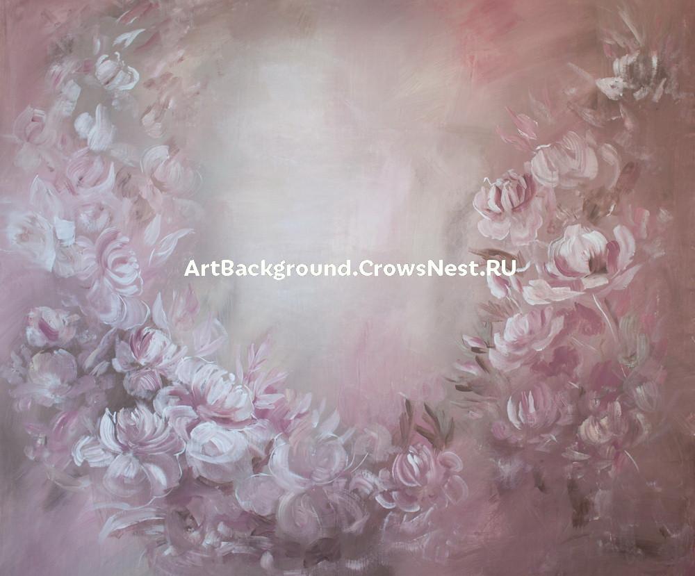 """Backdrop """"Pink dreams"""""""