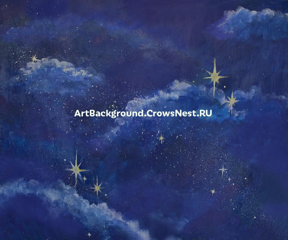 Фотофон ночное небо 07