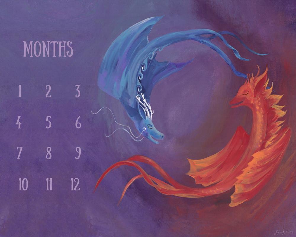 "Backdrop for moms ""Dragons"""